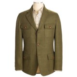 Handmade Maremmano Wool Tweed Sport Coat (For Men)