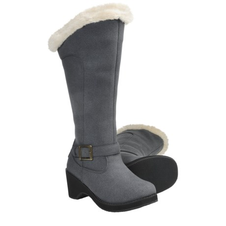 Aussie Dogs Spiffy Boots - Shearling Lined (For Women)