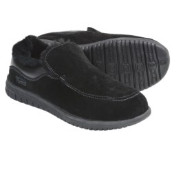 Aussie Dogs Java Leather Shoes - Shearling Lined (For Men and Women)