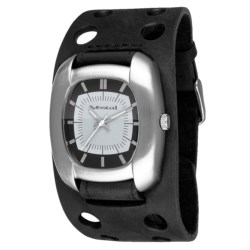 Vestal Super Fi Watch - Leather Strap