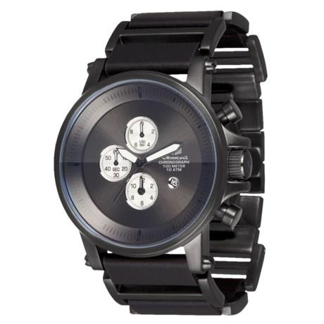 Vestal Plexi Watch - Leather