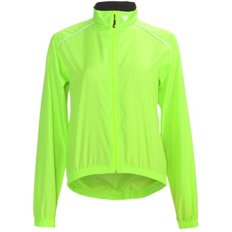 Canari Velocity Shell Cycling Jacket - Packable (For Women)