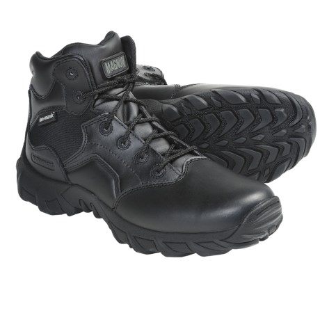 Magnum Cobra 6.0 WPI Duty Boots - Waterproof, Leather (For Men)