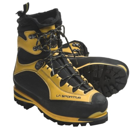La Sportiva Trango Prime Mountaineering Boots - Waterproof, Insulated (For Men)