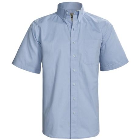 Resistol Cotton Twill Shirt - Short Sleeve (For Men)