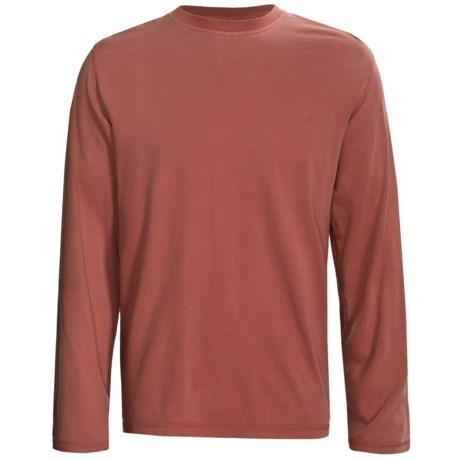 White Sierra Trinidad Shirt - Long Sleeve (For Men)
