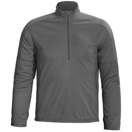 White Sierra Donner Point Pullover - Zip Neck, Long Sleeve (For Men)