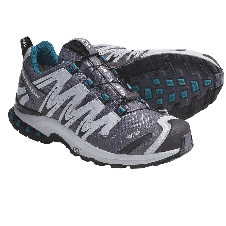 salomon xa pro 3d ultra 2 gore tex trail running shoes for women 5167x save 25. Black Bedroom Furniture Sets. Home Design Ideas
