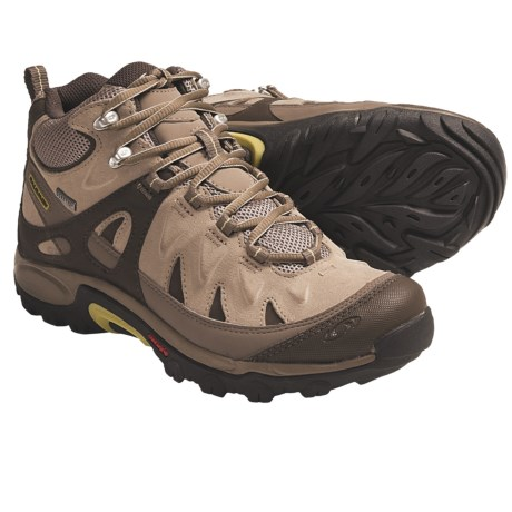 Salomon Exit Peak Mid 2 Gore-Tex® Hiking Boots - Waterproof (For Women)