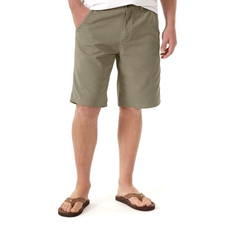 Horny Toad Cliff Shorts - Organic Cotton (For Men)