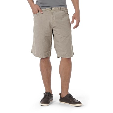 Horny Toad Seersucka Shorts - Organic Cotton (For Men)