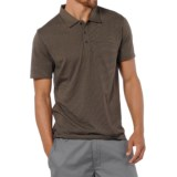 Toad&Co Horny Toad Onrush Polo Shirt - Short Sleeve (For Men)