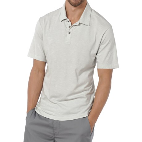 Horny Toad Angled Polo Shirt - Organic Cotton, Short Sleeve (For Men)