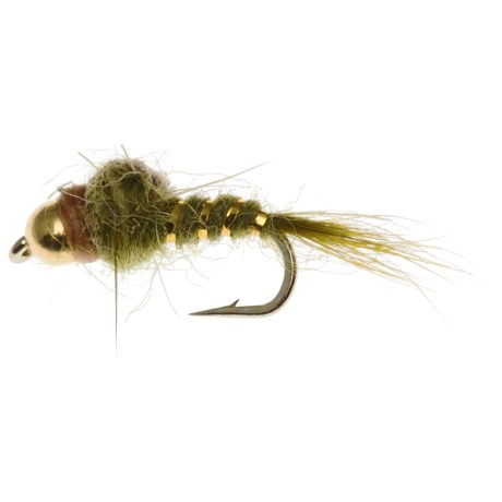Superfly Bead Head Hares Ear Nymph Fly - Dozen
