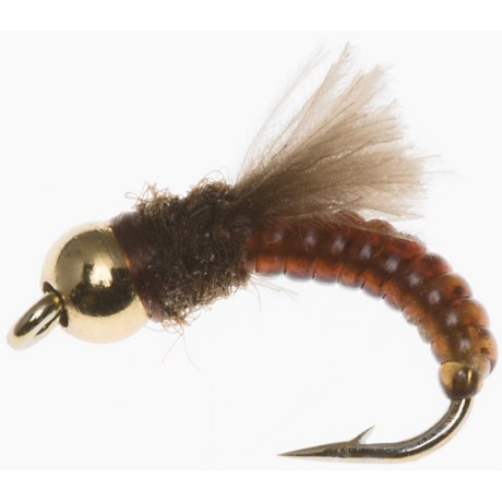 Superfly Bead Head CDC Nymph Fly - Dozen