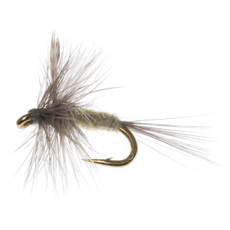 Superfly Pale Morning Dun Dry Fly - Dozen