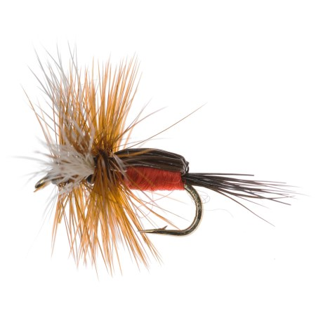 Superfly Humpy Dry Fly - Dozen