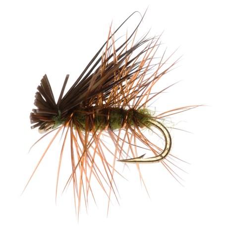Superfly Elk Hair Caddis Dry Fly - Dozen