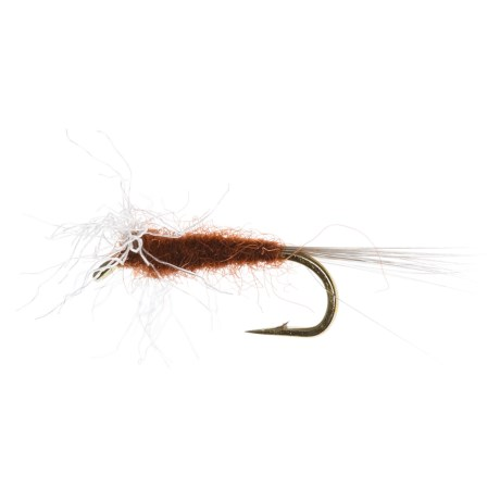 Superfly Rusty Spinner Dry Fly - Dozen