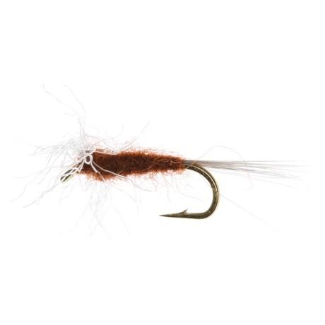 Superfly Rusty Spinner Dry Fly - Dozen