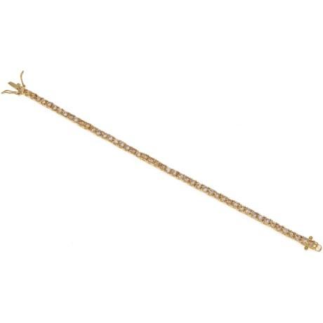Jokara Cubic Zirconia Tennis Bracelet