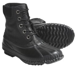 Sorel Cheyanne Leather Pac Boots - Waterproof, Insulated, Lace-Ups (For Women)