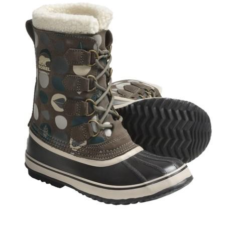 Sorel 1964 Pac Graphic Boots - Waterproof (For Women)