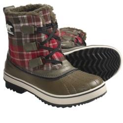 Sorel Tivoli Plaid Pac Boots - Waterproof (For Women)