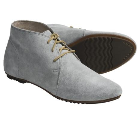 Sorel Richelieu Shoes - Suede (For Women)