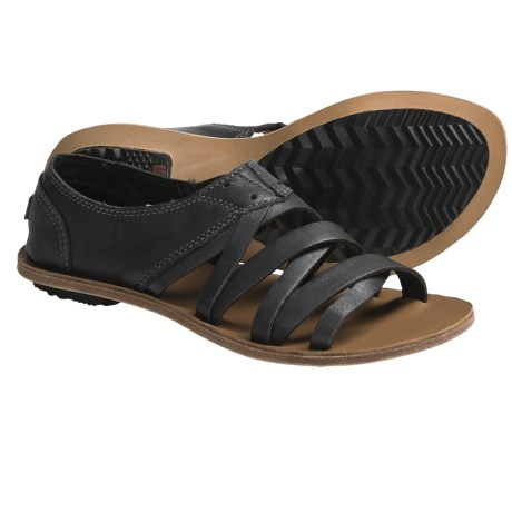 Sorel Lake Shoes - Leather (For Women)