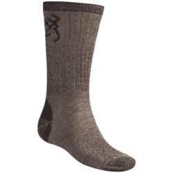 Browning Medium-Weight Socks- Two Pack, Merino Wool (For Men)