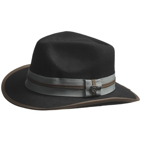 Peter Grimm OG Fedora Hat - Felted Wool (For Men)