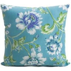 """C & F Enterprises Cyan Pillow - 14x14"""""""
