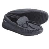 Bearpaw Moc II Shoes - Suede, Sheepskin Lining (For Men)