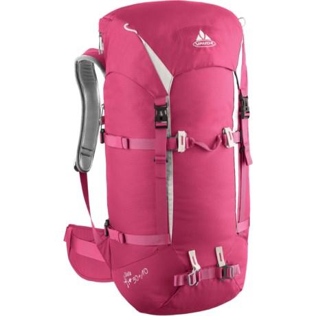 Vaude Siula 30+10 Backpack - Internal Frame (For Women)