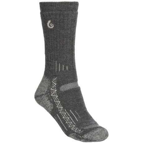 Point6 Trekking Tech Socks - Merino Wool, Heavyweight, Crew (For Women)