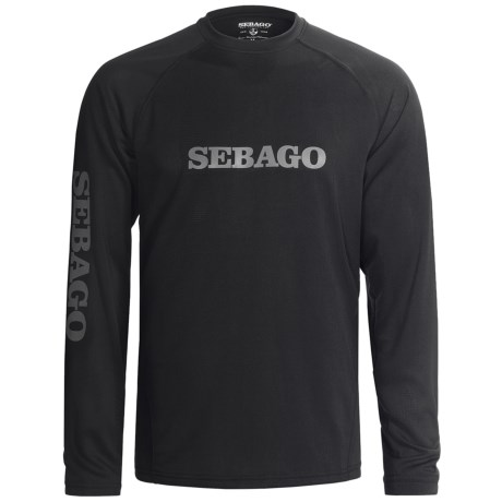 Sebago Ed Baird Tech T-Shirt - UPF 30, Long Sleeve (For Men)