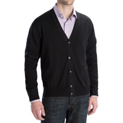 Toscano Merino Wool Cardigan Sweater - Zegna Barrufa (For Men)