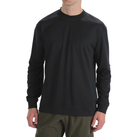 Wolverine Stud Pique T- Shirt - UPF 30, Long Sleeve (For Men)