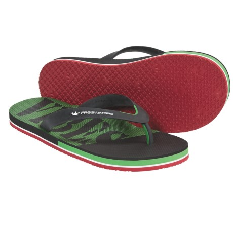 Freewaters Friday Sandals - Flip-Flops (For Men)