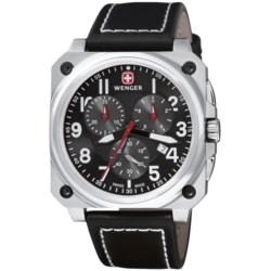 Wenger Aerograph Cockpit Chronograph Watch