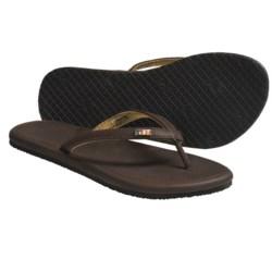 Freewaters Vezpa Sandals - Flip-Flops (For Women)