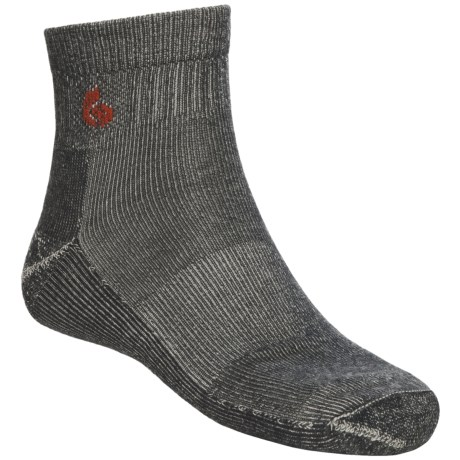 Point 6 Point6 Hiking Socks - Merino Wool, Lightweight (For Men and Women)