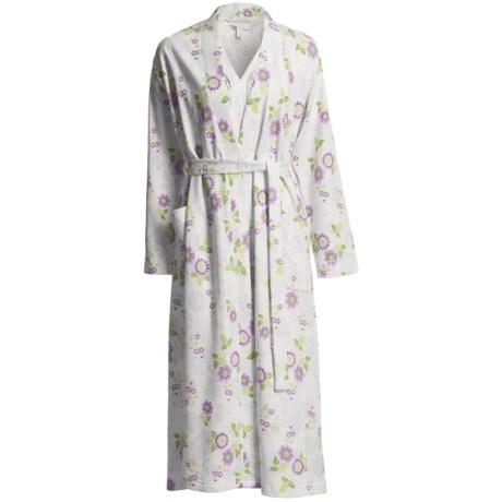 Carole Hochman Dahlia Kimono Robe (For Women)