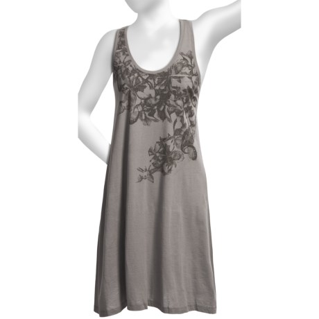 Perfection by Carole Hochman Jersey Nightshirt - Sleeveless (For Women)