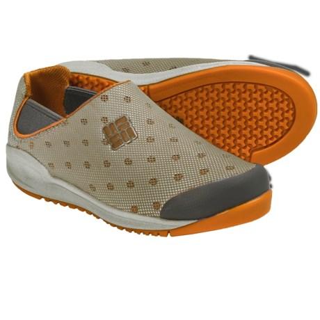 Columbia Sportswear Drainmaker Water Shoes - Slip-Ons (For Kids)
