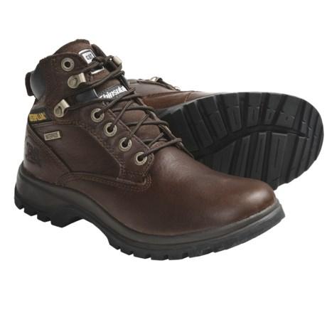 Caterpillar Kitson Work Boots - Waterproof, Insulated (For Women)