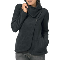 Horny Toad Wrapture Fleece - Long Sleeve (For Women)