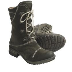 Josef Seibel Palmira Boots - Side Zip (For Women)