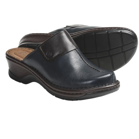 Josef Seibel Carole Clogs - Leather (For Women)